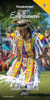 leblanc guide fredericton summer entertainment guide 2017 by fredericton tourism
