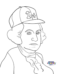 presidents day u2013 coloring pages u2013 original coloring pages