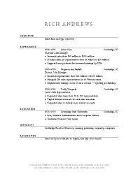best resume format today 1 example job resumes receptionist