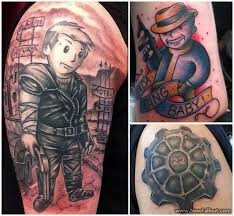 the best fallout tattoos