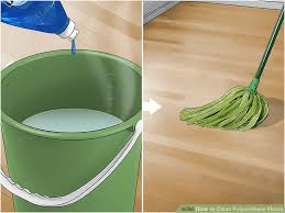 how to clean polyurethane floors 9 steps with pictures
