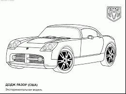 excellent cars printable coloring pages with car coloring page