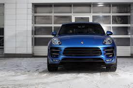 Porsche Macan Blue - porsche macan ursa sapphire blue topcar