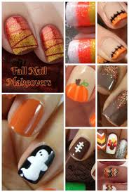 fall nail makeover ideas for teens makeup fall pedicure and