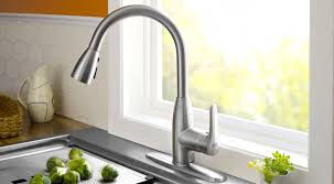 top pull kitchen faucets top 10 best pull kitchen faucet reviews 2017 editors