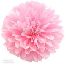 pink tissue paper 2017 light pink 1435cm tissue paper pom poms colorful tissue