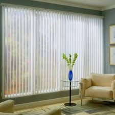 Blinds For Living Room Bella View Legacy Faux Wood Vertical Blinds Americanblinds Com