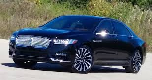 lincoln 2017 car 2017 lincoln continental the daily drive consumer guide
