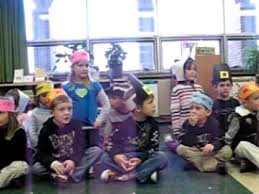kindergarten thanksgiving play pt 3