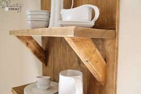 check out my easy diy shelf made from reclaimed wood shanty 2 chic