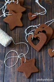 Easy Cinnamon Ornament Recipe Easy Cinnamon Applesauce Ornaments Baked By