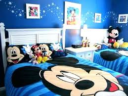 Mickey Mouse Bedroom Furniture Mickey Mouse Bedroom Starlite Gardens