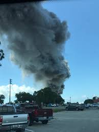 Eglin Afb Map Update Explosion On Eglin Air Force Base Wkrg