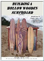 hollow wood surfboard building books