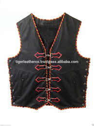 leather motorcycle coats new thick leather motorcycle vests buy custom leather vests