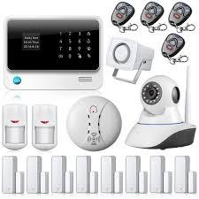 wifi gsm gprs home security alarm system g90b alarm kit