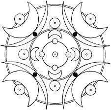 geometric shape coloring free download