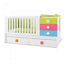 Convertible Baby Cribs With Drawers Convertible Crib Zero Maths Alondra Alondra Vienna