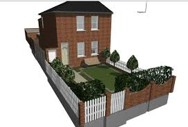archicad model of a british house in uk professional cad