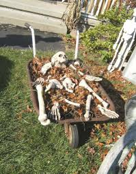 halloween garden decor u2013 home design and decorating