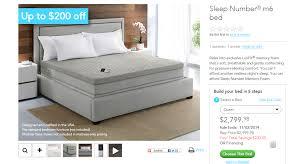 Sleep Number Bed Financing Sleep Number Bed Pricing Sleep Number Bed Pricing I Wasnu0027t