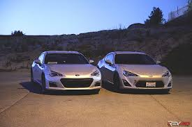 lifted subaru brz brz versus fr s what are the differences revved