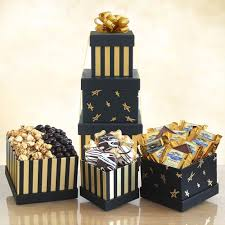 new years basket black gold elegance new years gift basket california delicious