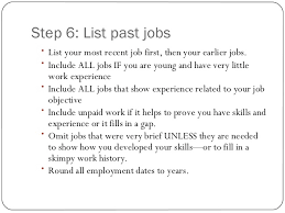 How To Make A Resume For A Teenager First Job by Resume Writing Ppt Presentation
