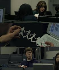 The Social Network Meme - image 112104 zuckerberg note pass know your meme