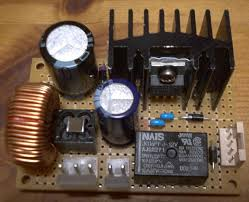 power filter regulator circuit