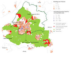 Bristol England Map by City Case Studies Where Are The Opportunities For New Homes
