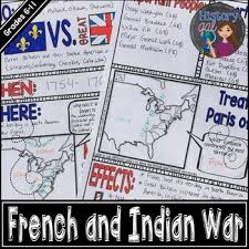 french and indian war teaching resources teachers pay teachers
