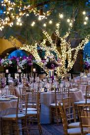 silver and purple wedding tablescapes winter wedding ideas