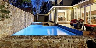 how to build a lap pool pool design exquisite lap pool design inspiration with rustic wall