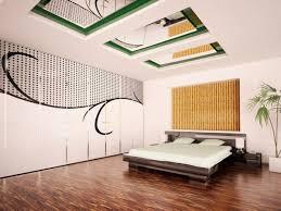 miroir dans chambre à coucher le plafond avec miroir une décoration fantastique pour les