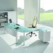 X Time Glass Desks  Modern Glass Desks  Office Desks