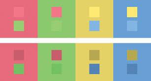 color appearance phenomena and visual illusions