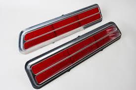 1969 camaro tail lights 69 camaro 3d rs billet tail light bezel