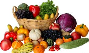 fruit and vegetable basket pictures of fruits and vegetables in a basket halflifetr info