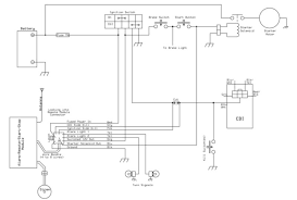 150cc scooter wiring harness 150cc wiring diagrams