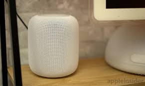 smart l with speaker rumor apple working on cheaper homepod for launch this year