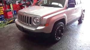 red jeep patriot black rims hillyard custom rim u0026tire 2010 jeep patriot off road rims u0026tires