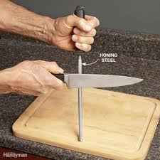 sharpening knives scissors and tools family handyman