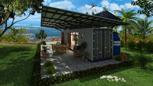 Economical Homes by Costa Rica Container Homes In Playa Hermosa Homes For Sale On