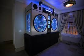 the 1 million aquarium customized fish tanks as home decor wsj