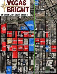 Las Vegas Maps The Downtown Map U2022 Vegas Bright