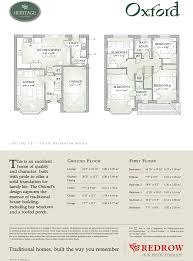redrow oxford floor plan 4 bedroom detached house for sale in park view bassaleg newport