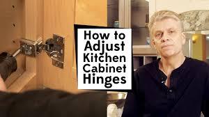 how do i adjust cabinet hinges how to adjust cabinet hinges