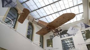 wooden airplane propeller ceiling fan old vintage wooden airplane hung from ceiling stock video footage