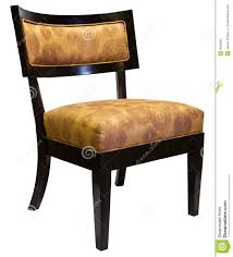 contemporary accent living room chair royalty free stock images